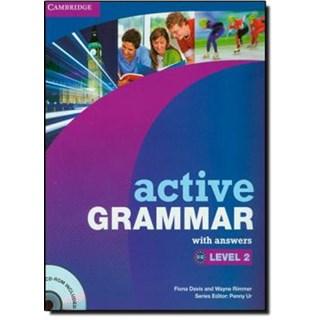 Livro - Active Grammar With Answers - Level 2 - Cambridge