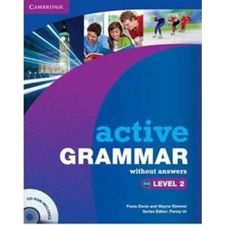 Livro - Active Grammar Without Answers - Level 2 - Cambridge