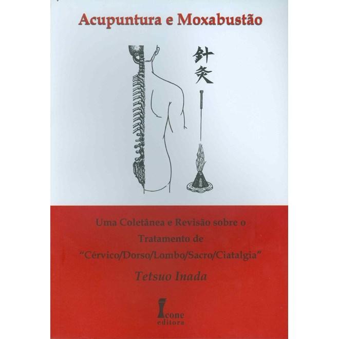 Livro Acupuntura e Moxabustão - Inada - Icone
