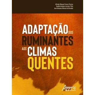 Livro - Adaptação dos Ruminantes aos Climas Quentes - Pereira - Appris