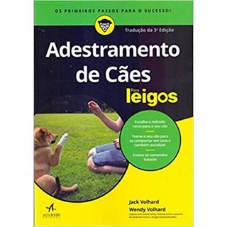 Livro -Adestramento de Cães para Leigos - Volhard