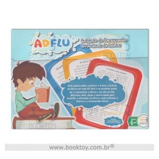 Livro - ADFLU Avaliação do Desempenho em Fluência de Leitura - Martins