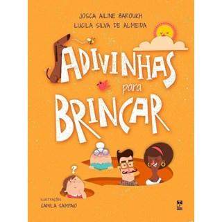 Livro - Adivinhas para brincar - Ailine - Panda Books