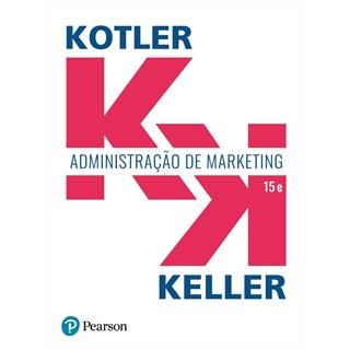 Livro - Administração de Marketing com Mymarketinglab - Kotler