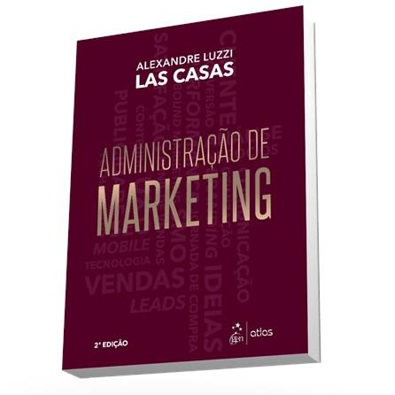 Livro - Administração de Marketing - Las Casas