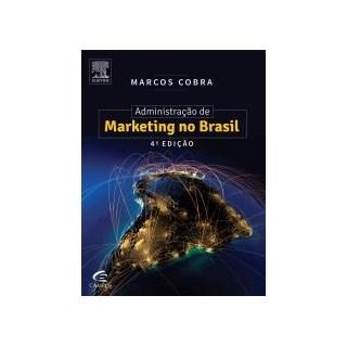 Livro - Administração de marketing no Brasil - Cobra