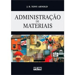 Livro - Administração de Materiais: Uma Introdução - Arnold