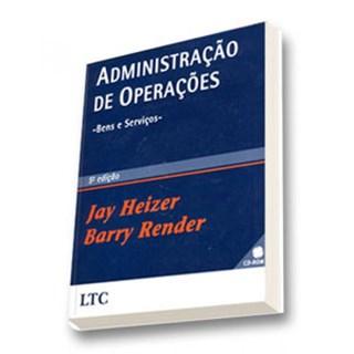 Livro - Administração de Operações - Bens e Serviços - Heizer