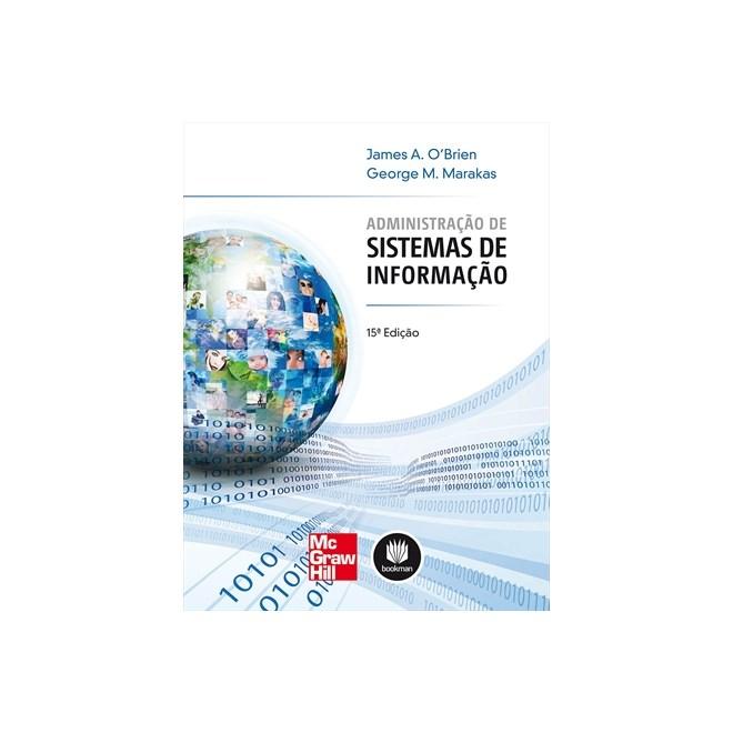Livro - Administração de Sistemas de Informação - Obrien