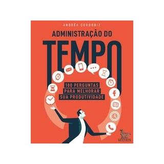 Livro - Administração do tempo - Cordoniz 1º edição