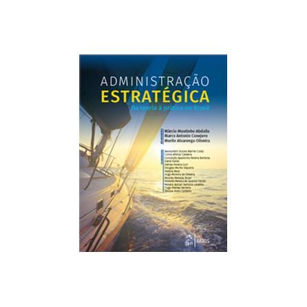 Livro - Administração Estratégica - Abdalla