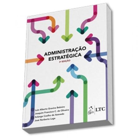 Livro - Administração Estratégica - Belmiro