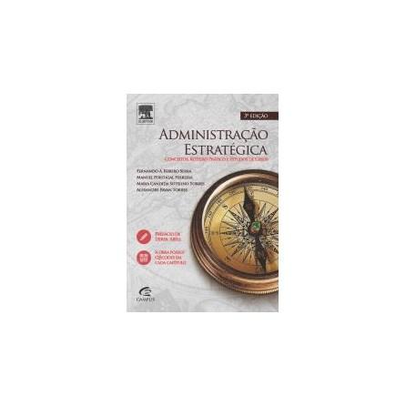 Livro - Administração Estratégica - Serra