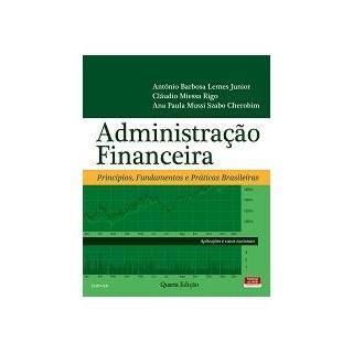 Livro - Administração Financeira - Cherobim