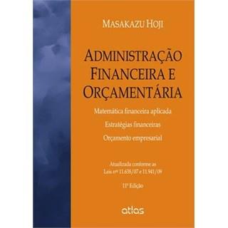 Livro - Administração Financeira e Orçamentária - Hoji