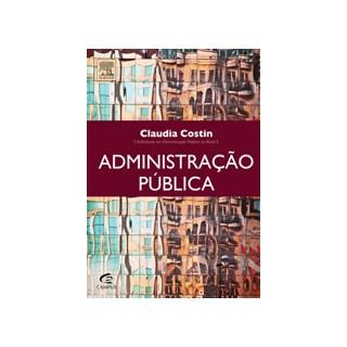 Livro - Administração Pública - Costin
