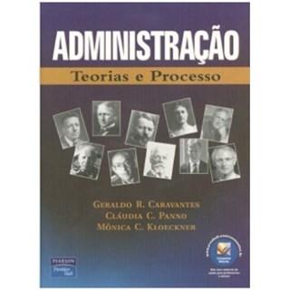 Livro - Administração - Teorias e Processos - Caravantes