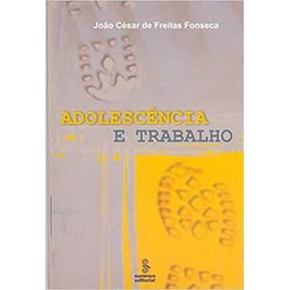 Livro - Adolescência e Trabalho - Fonseca - Summus