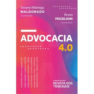 Livro - Advocacia 4.0 - Maldonado