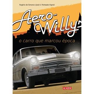 Livro Aero-Willys - Simone - Alaúde