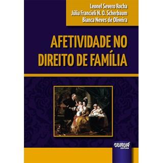 Livro - Afetividade no Direito de Família - Oliveira - Juruá