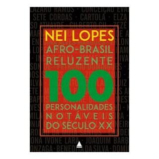 Livro - Afro-Brasil Reluzente - Lopes 1º edição