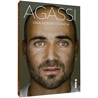 Livro Agassi Uma Autobiografia - Intrínseca