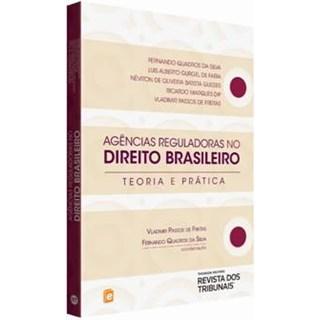 Livro - Agências Reguladoras no Direito Brasileiro - Silva