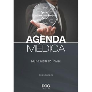 Livro - Agenda Médica Muito além do Trivial - Campiolo