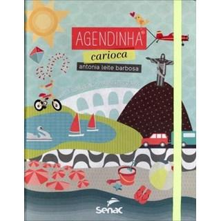 Livro - Agendinha Carioca - Guia de sobrevivência para Pais Descolados - barbosa