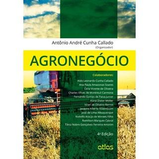 Livro - Agronegócio - Callado
