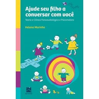 Livro - Ajude seu Filho a Conversar com Você - Marinho