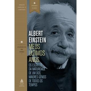 Livro - Albert Einstein - Meus Últimos Anos - Borges