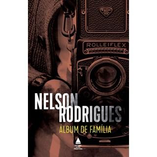 Livro Álbum de Família - Rodrigues - Nova Fronteira