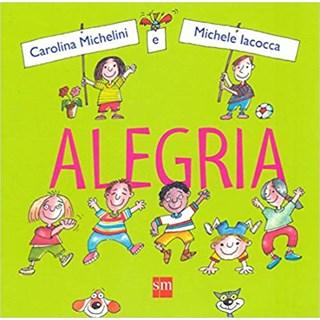 Livro - Alegria - Michelini - Edições Sm