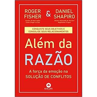 Livro - Além da Razão - Fisher - Alta Life