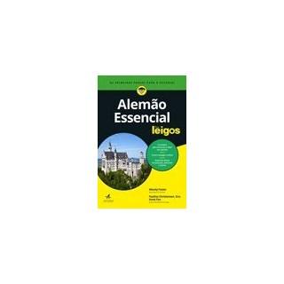 Livro - Alemão Essencial para Leigos - foster