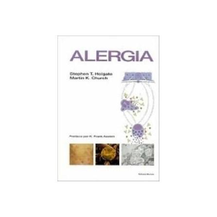 Livro - Alergia - Holgate UL