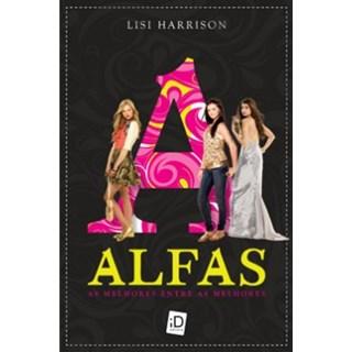 Livro - Alfas - As Melhores Entre as Melhores - Harrison