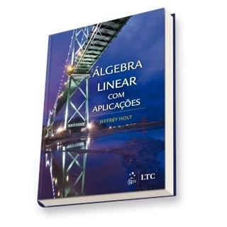 Livro - Álgebra Linear com Aplicações - Holt