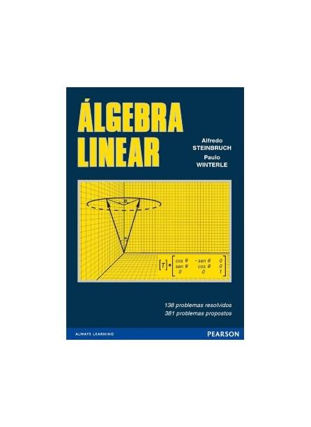 Livro - Álgebra Linear - Steinbruch 1ª edição