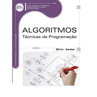 Livro - Algoritmos : Técnicas de Programação - Manzano