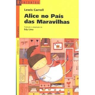 Livro - Alice No Pais Das Maravilhas - Carroll
