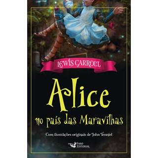Livro - Alice no País Das Maravilhas - Carroll - Faro