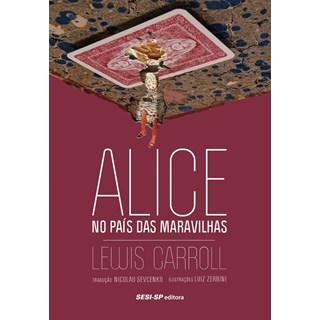 Livro - Alice no País das Maravilhas - Sesi - Carroll