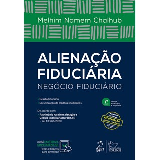 Livro Alienação Fiduciária - Chalhub - Forense