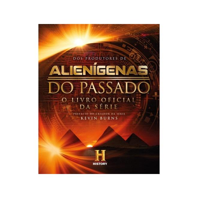 Livro - Alienígenas do Passado - Burns