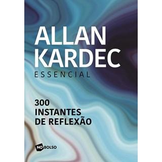 Livro - Allan Kardec Essencial - Pocket