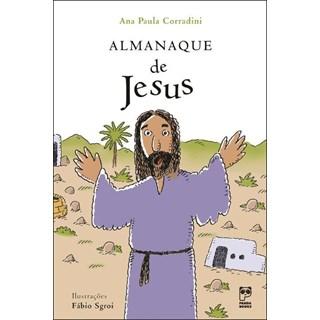 Livro -  Almanaque de Jesus - Corradini - Panda Books