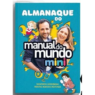 Livro - Almanaque do Manual do Mundo Mini - Fulfaro - Sextante
